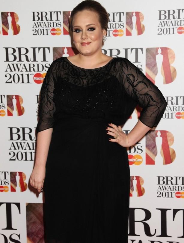 Adele: February 2011