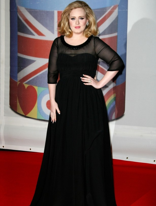 Adele: 21 February 2012