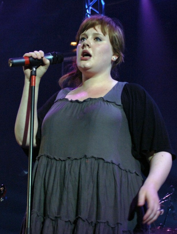 Adele: October 2007