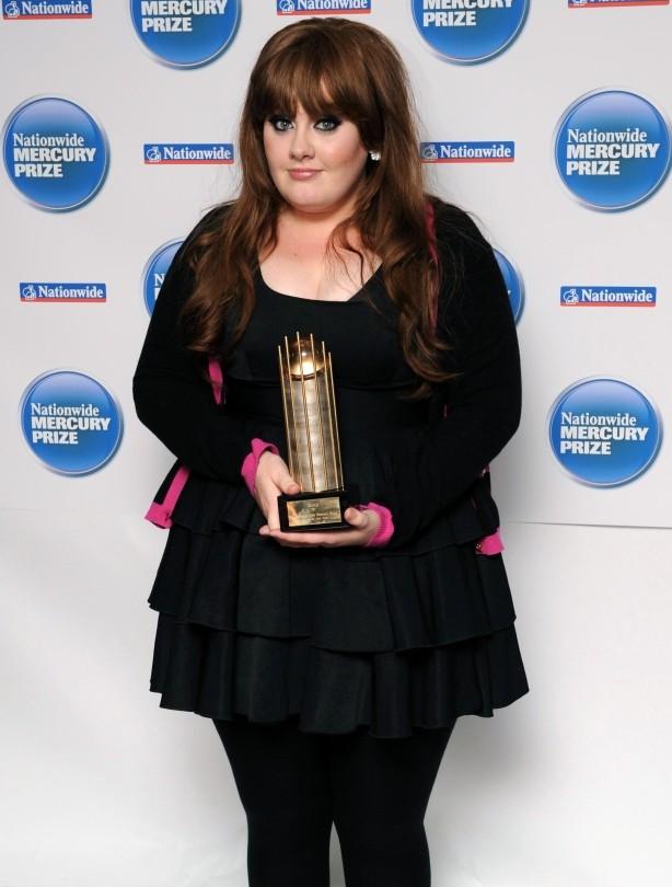 Adele: September 2008