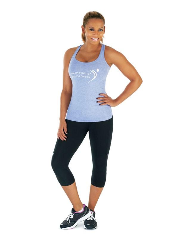 Mel B: International Fitness Week