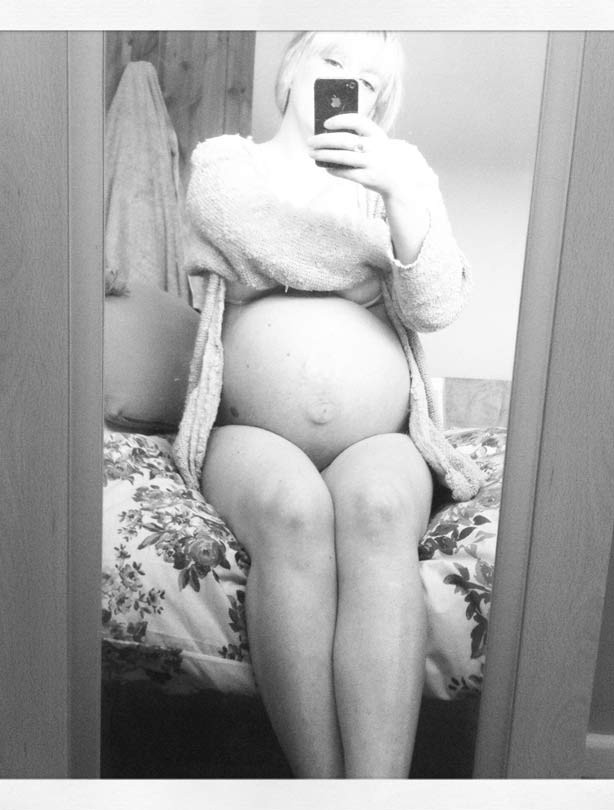 pregnancy bump picture