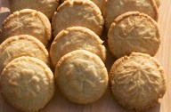 The Hairy Bikers' cardamom and lemon stamped cookies