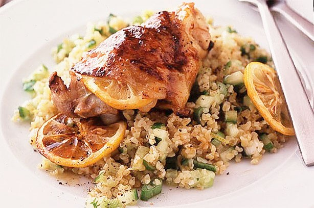 20 chicken thigh recipes