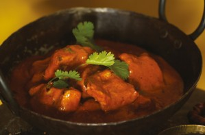 Gordon Ramsay's butter chicken