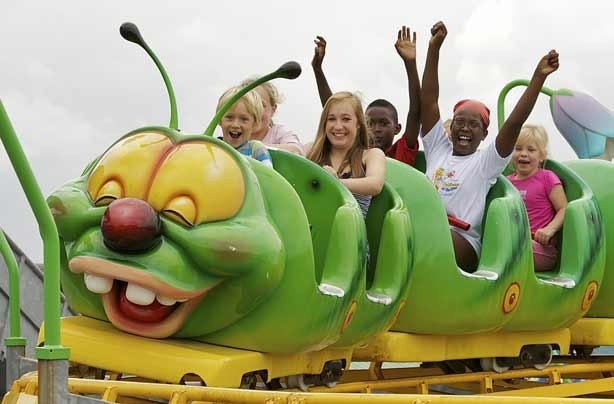 Cheap UK theme parks