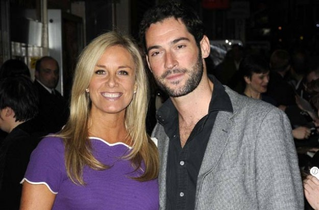 Tamzin outhwaite and husband