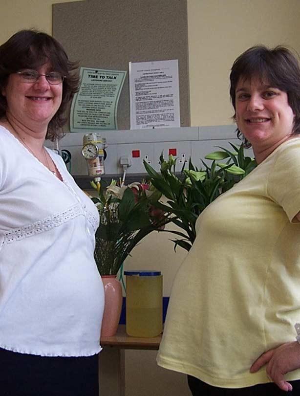 pregnancy bump picture
