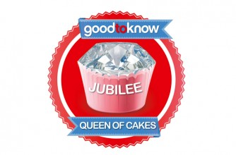Jubilee queen of cakes