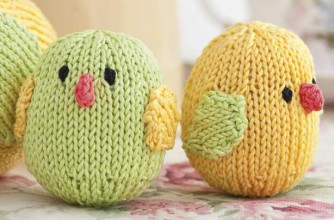 Easter Chick Knitting Pattern Instructions : KNITTING PATTERN FOR CHICKS FOR EASTER   KNITTING PATTERN