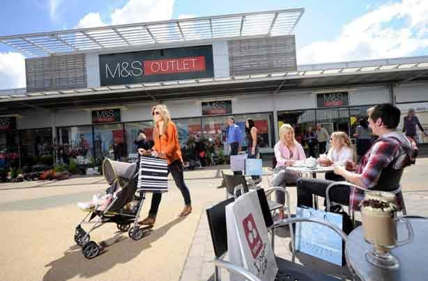 Dalton Park Outlet Shopping Centre, Yorkshire