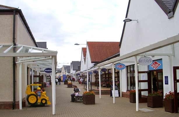 Gretna Gateway Outlet Village, Scotland