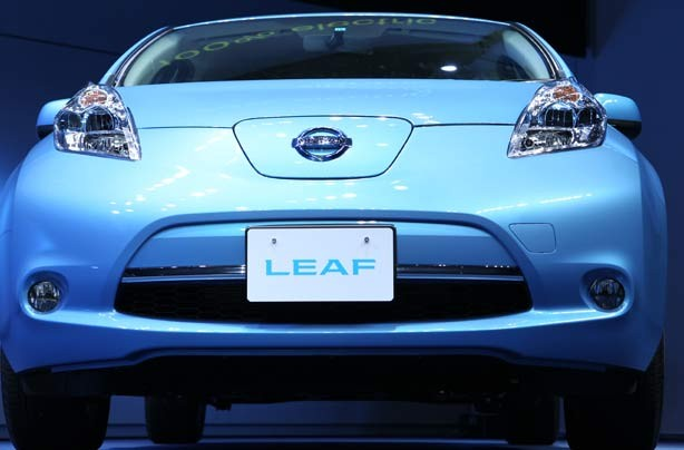 energy bills how much does it cost to nissan leaf goodtoknow. Black Bedroom Furniture Sets. Home Design Ideas