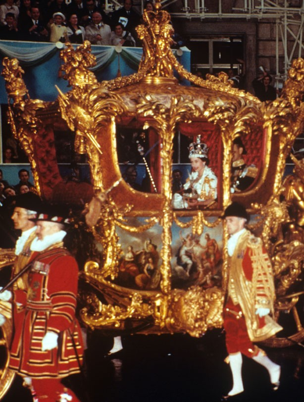The Queen: 2 June 1953