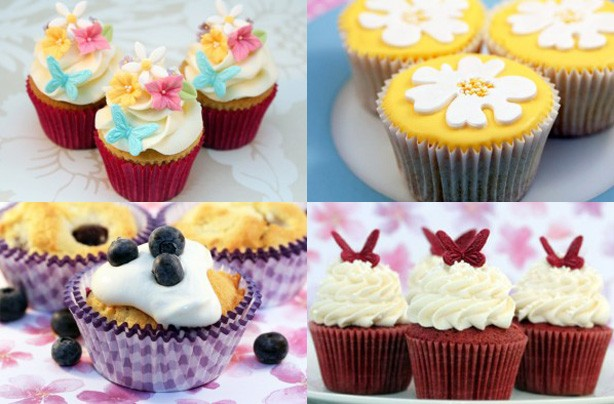 Cupcake recipe of the week