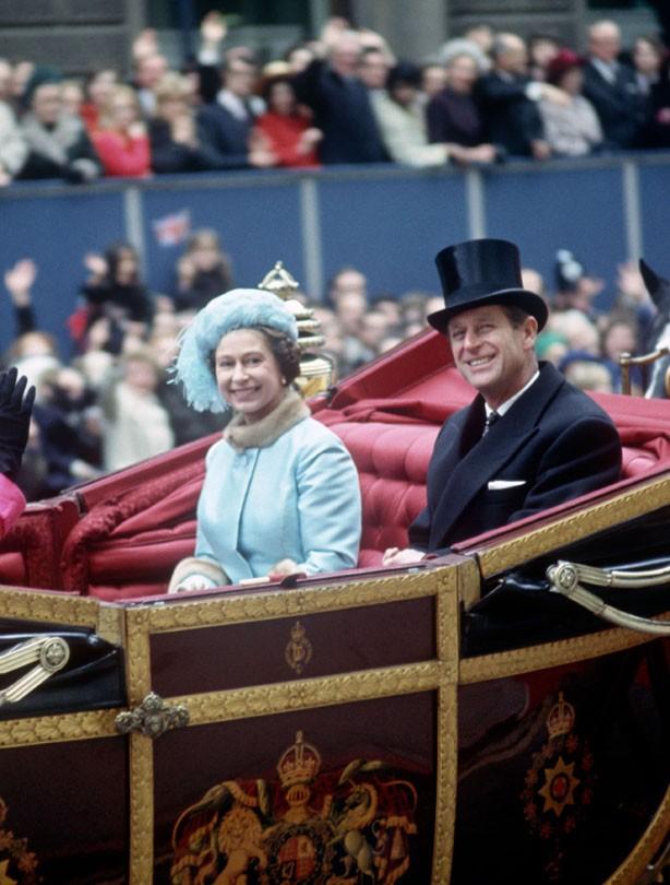 The Queen: 20 November 1972