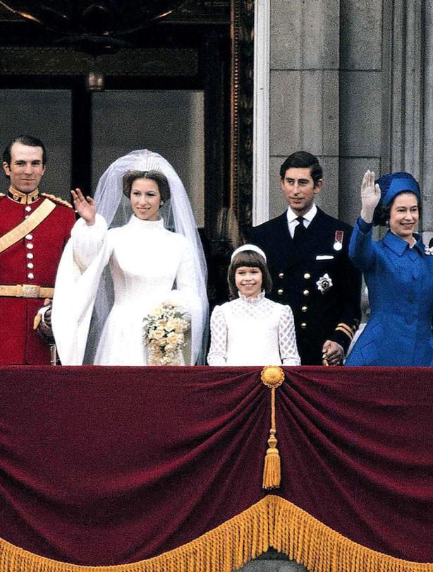 The Queen: 14 November 1973
