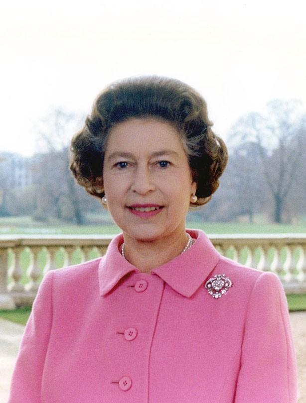 The Queen: 1981
