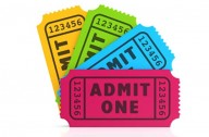 Theme park ticket