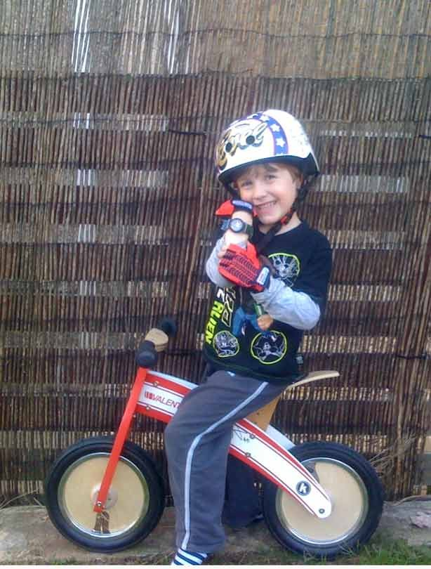 Balance bike: Kiddimoto