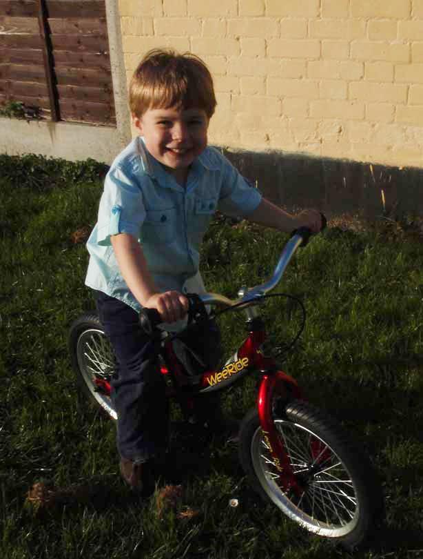 Balance bike: Wee Ride Delux