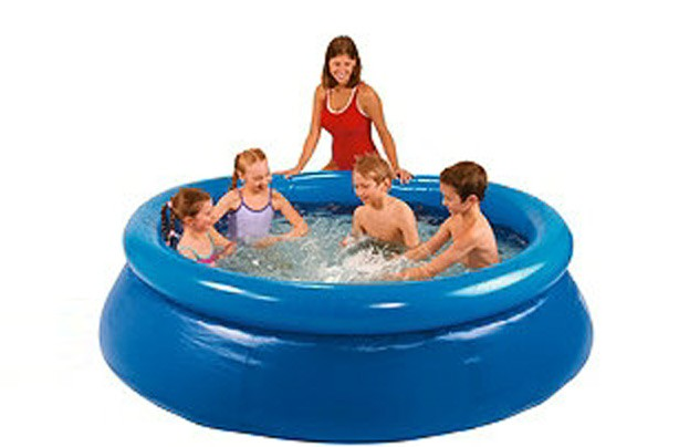 50 outdoor toys for Summer: Quick Up Pool