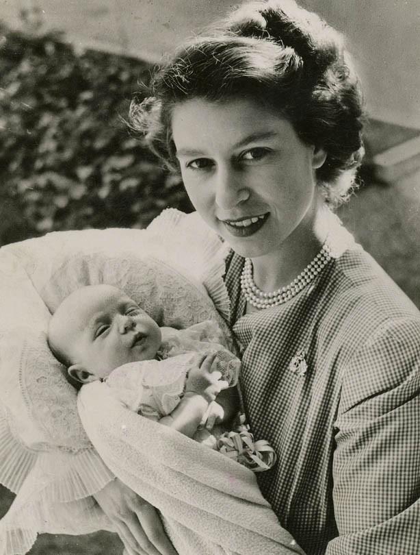 The Queen: 1950
