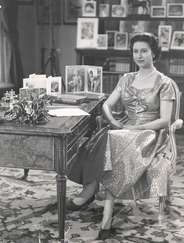 The Queen: 1957