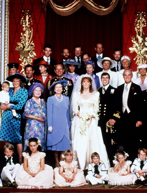 The Queen: 1986