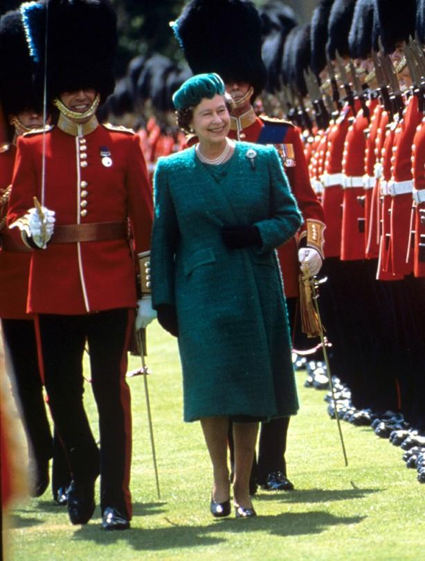 The Queen: 1988