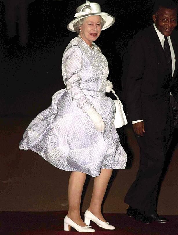 The Queen: 1999
