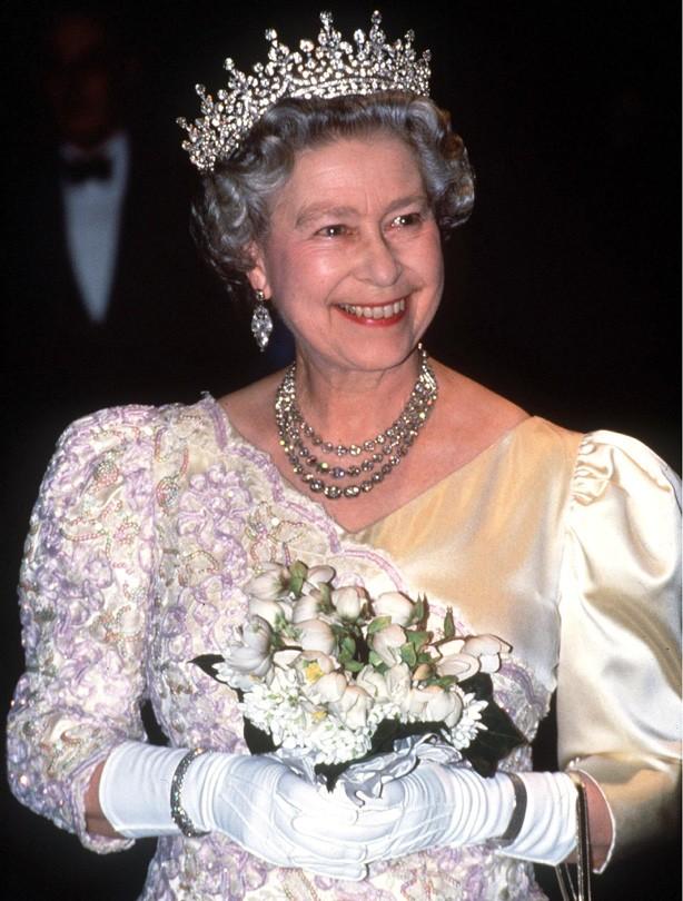 The Queen: 1996