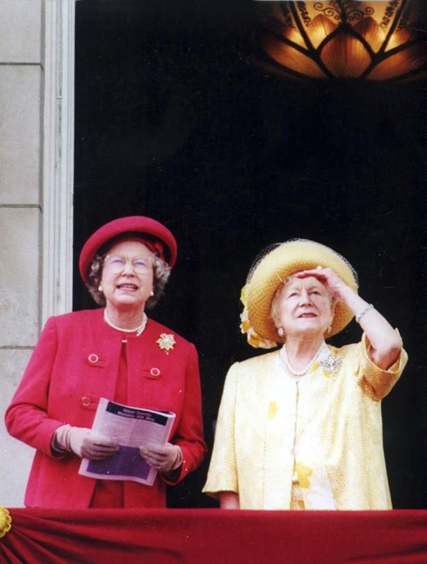 The Queen: 1995