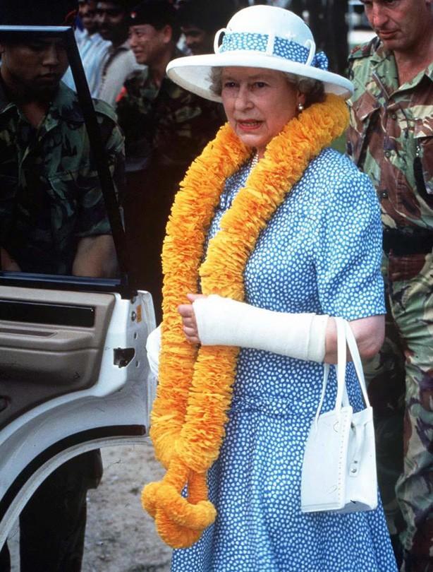 The Queen: 1994