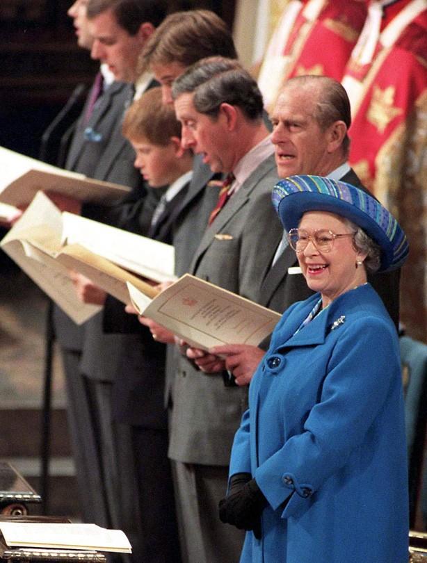 The Queen: 1997