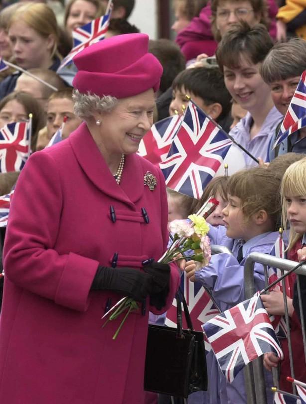 The Queen: 2002