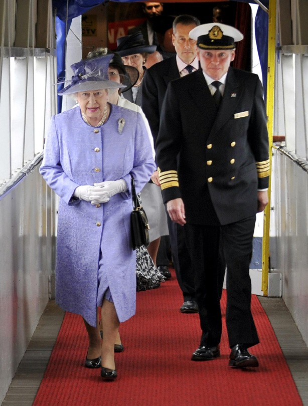 The Queen: 2008