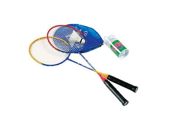 50 outdoor toys for summer: Stats 2 player badminton set