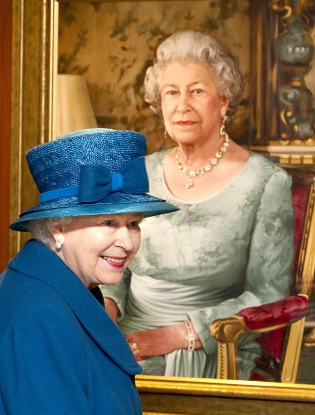 The Queen: 2010