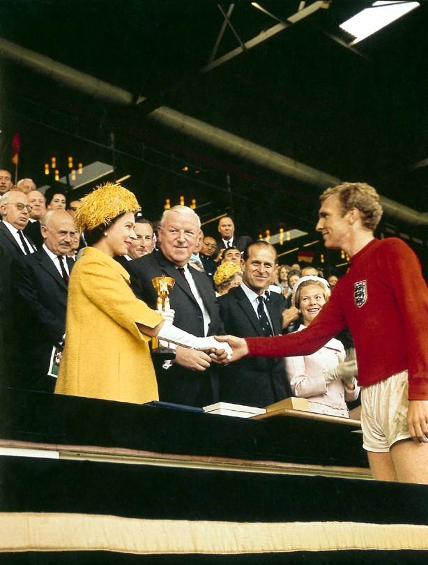 The Queen: 1966