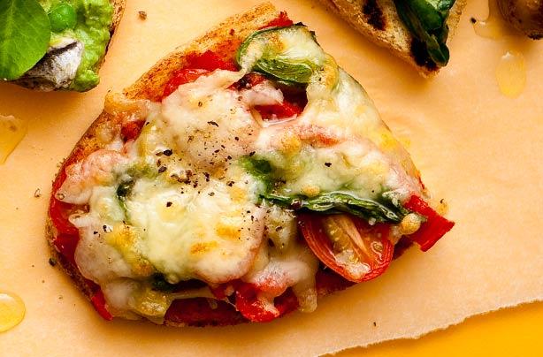 Pizza toast recipe - goodtoknow
