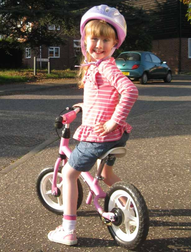 Balance bike: Kettler Speedy