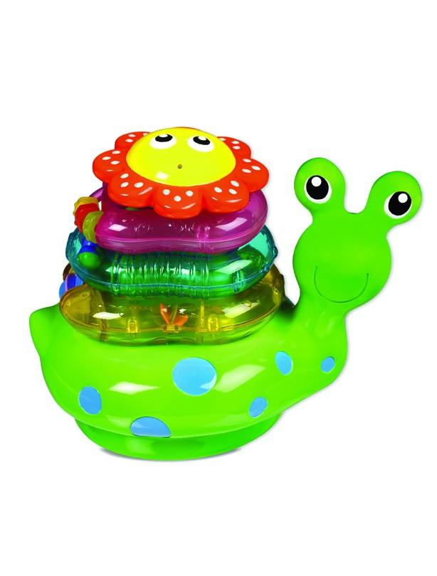 best baby bath toys snail stacker goodtoknow. Black Bedroom Furniture Sets. Home Design Ideas