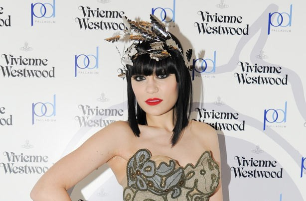 Jessie J Vivienne Westwood's Collection launch