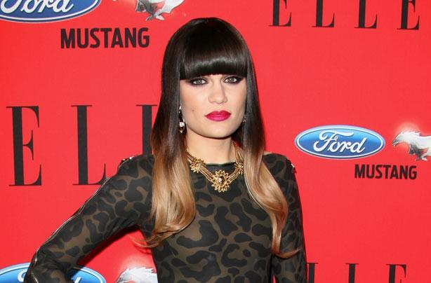 Jessie J - april 2012