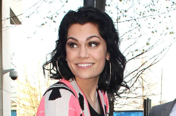 Jessie J at Universal Records - March 2012