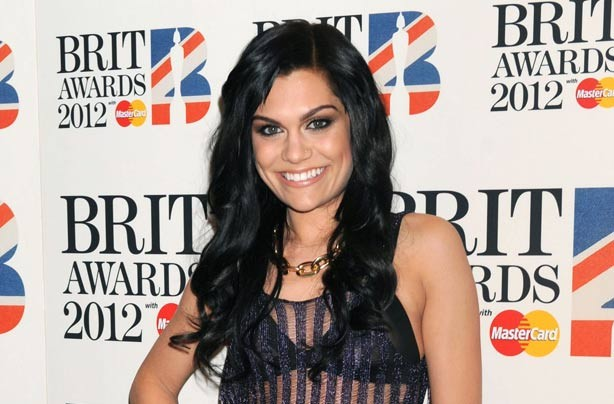 Jessie J Brit Awards nominee party 2012
