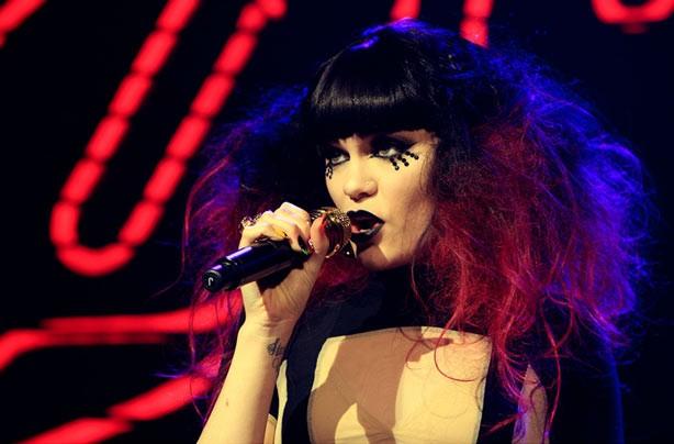 Jessie J concert leeds - sep 2011