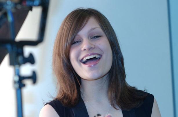 Jessie J in 2003 - aged 15