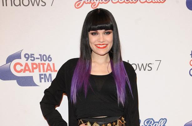 Jessie J Jingle Bell Ball Dec 2011